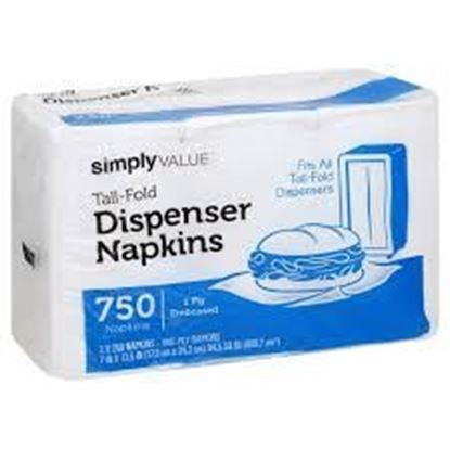 Picture of NAPKIN TALL DISPENS 8000ct