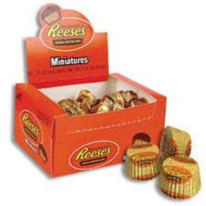 Picture of CANDY- MINI REESES CUPS 105CT