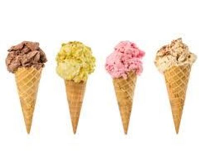 Picture of WAFFLE CONE MIX VANILLA 6/5LB