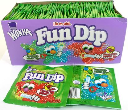 Picture of CANDY- FUN DIP FUN SIZE 48ct