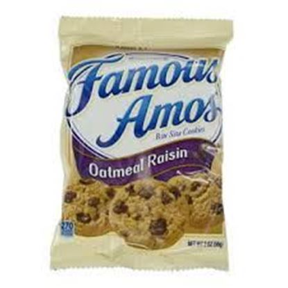 Picture of FAMOUS AMOS OATMEAL RAISIN