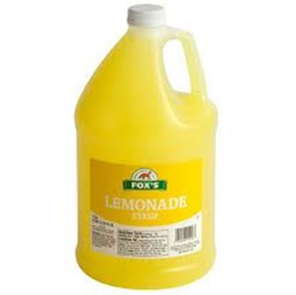 Picture of OTS - LEMONADE SYRUP 1GAL