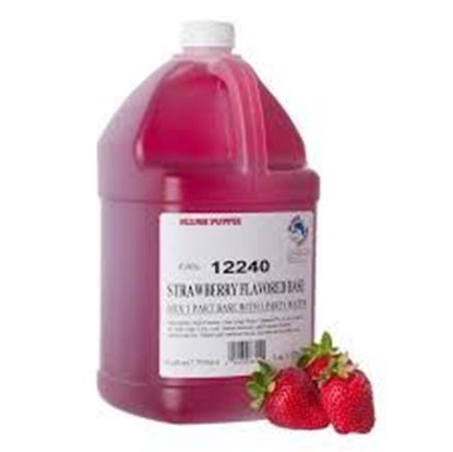 Picture of STRAWBERRY FLAVORING - 1 GAL