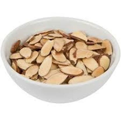 Picture of SLICED ALMONDS 25lb