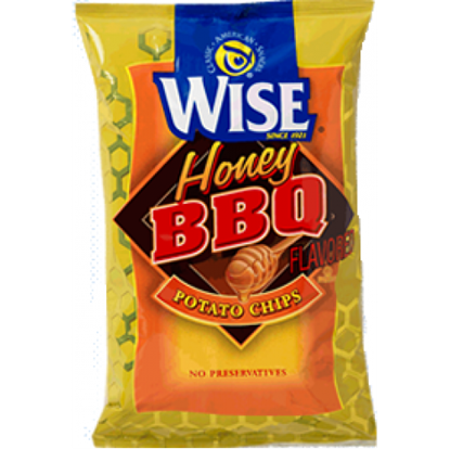 Picture of CHIPS - HONEY B-B-Q 72ct