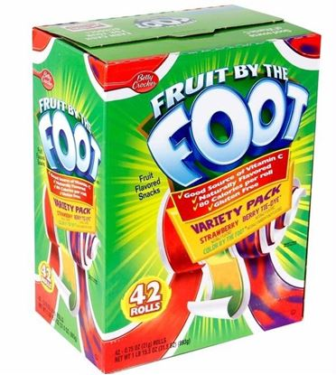 Picture of FRUIT BY THE FOOT 36CT