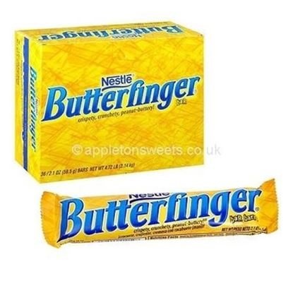 Picture of CANDY- BUTTERFINGER 36CT