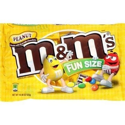 Picture of CANDY- Fun Size M & M Plain