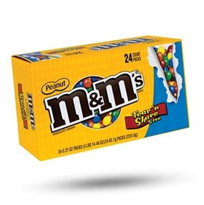 Picture of CANDY- M & M PEANUT48ct