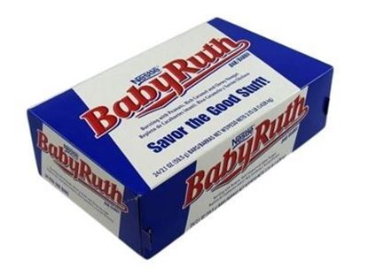 Picture of CANDY- BABY RUTH 24CT