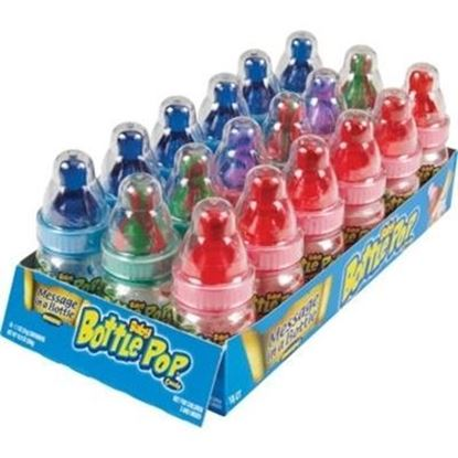 Picture of CANDY- BABY BOTTLE POP 20ct