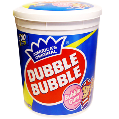 Picture of CANDY- DOUBLE BUBBLE 180ct