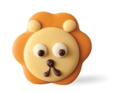 Picture of IN2 LION FACE CHOCOLATE
