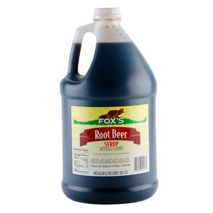 Picture of FOX'S - ROOT BEER 1 GAL
