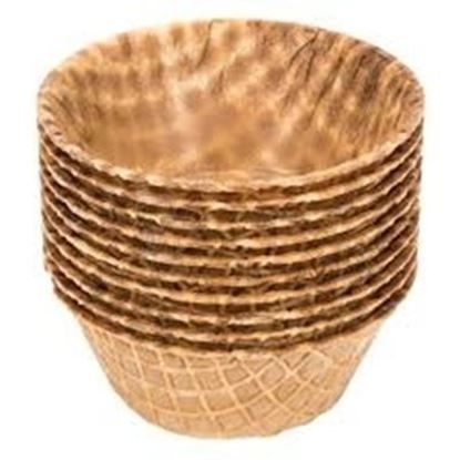 Picture of CONES- SMALL WAFFLE BOWL 144ct