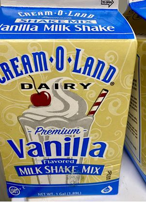 Picture of LEIBY SHAKE MIX-VANILLA 4/1GAL