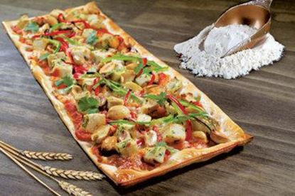 """Picture of PIZZA *FLAT BREAD* 16"""""""" X 5"""""""""""