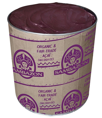 Picture of SAMBAZON ACAI SORBET 3 GAL