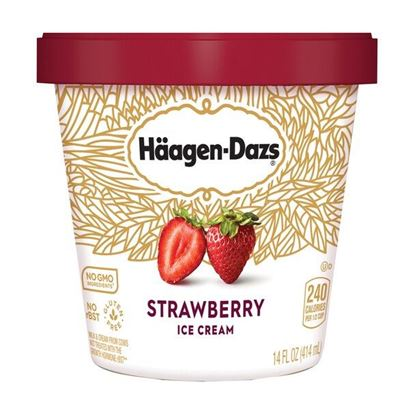 Picture of H.D. PINTS- STRAWBERRY 8ct