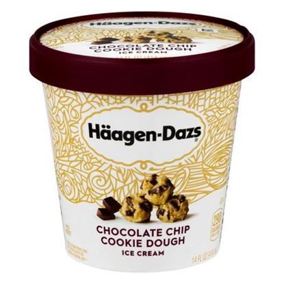Picture of H.D. PINTS- COOKIE DOUGH 8ct