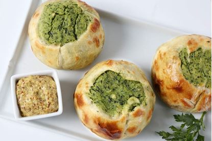 Picture of SPINACH KNISHES 30CT