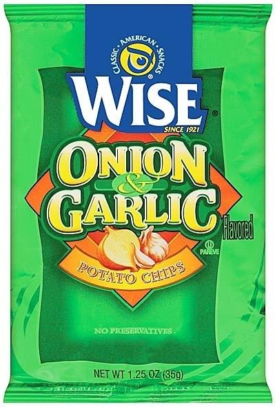 Sour Cream & Onion 72ct