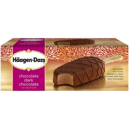 Haagen Dazs Stick Bar- Chocolate Dark
