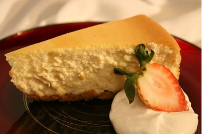 Picture of DS* NY STYLE CHEESECAKE 12CUT