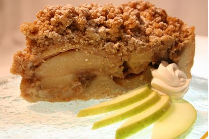 Picture of DS* APPLE CRUMB 14 CUT