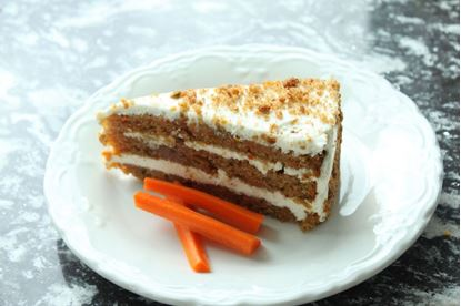 Picture of DS* CARROT CAKE 12 CUT