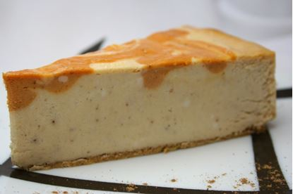 Picture of DS* PUMPKIN SPICE CHEESECAKE