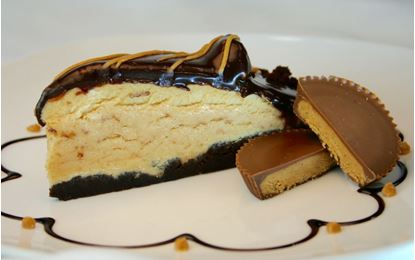 Picture of DS* CHOC PB TORTE 12 CUT