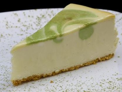 Picture of DS* GREEN TEA CHEESECAKE 14CUT
