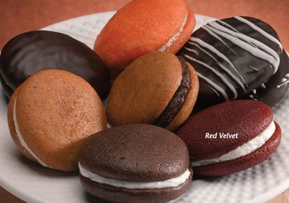 Picture of COBB WHOOPIE PIE RED VEL 96CT