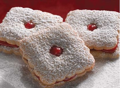 Picture of COBB MINI LINZER TARTS 96ct
