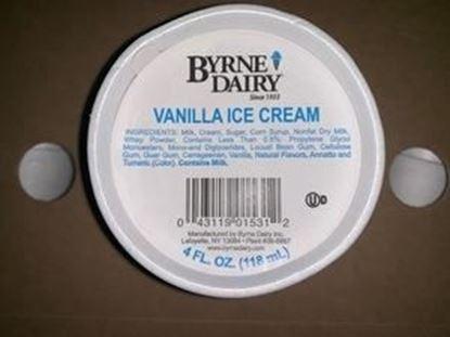 Picture of 4oz ICE CREAM VANILLA FOAM CUP