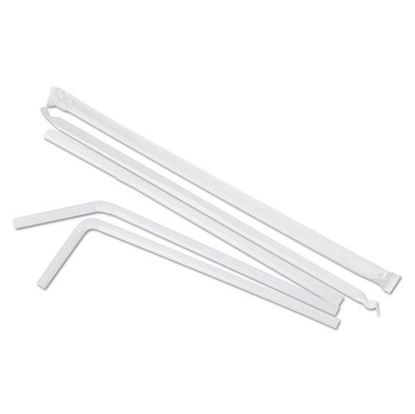 Picture of WRAPPED STRAWS - 500ct