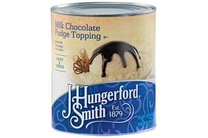 Picture of JHS MILK CHOC FUDGE CAN