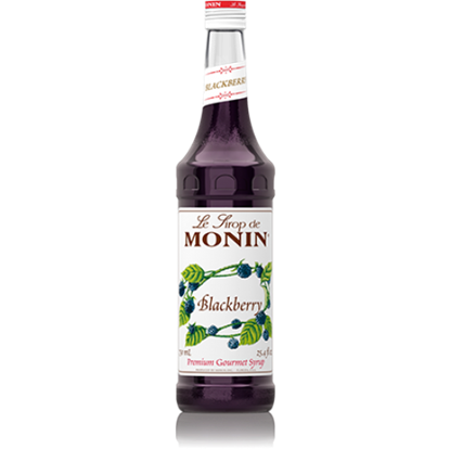 Picture of MONIN BLACKBERRY SYRUP
