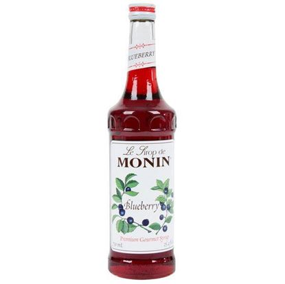 Picture of MONIN BLUEBERRY SYRUP