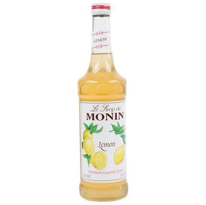 Picture of MONIN LEMON SYRUP