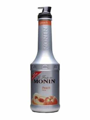 Picture of MONIN PEACH PUREE