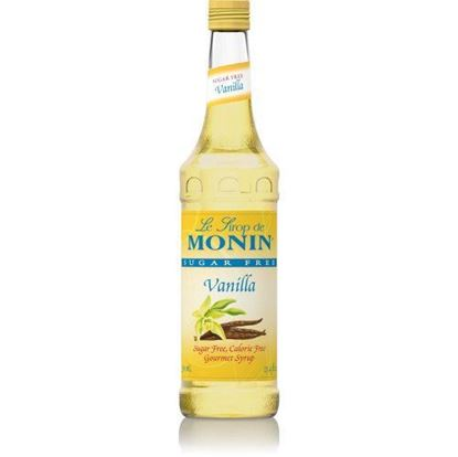 Picture of MONIN S.F. VANILLA SYRUP