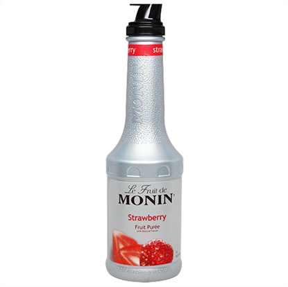 Picture of MONIN STRAWBERRY PUREE