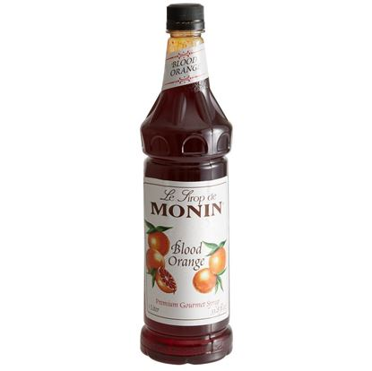 Picture of MONIN BLOOD ORANGE SYRUP