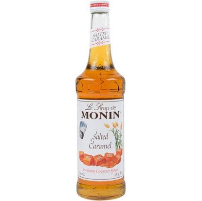 Picture of MONIN SALTED CARAMEL SYRUP