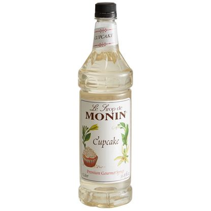 Picture of MONIN CUP CAKE SYRUP