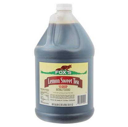 Picture of FOX'S - LEMON SWEET TEA 1G