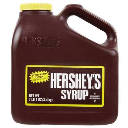 Picture of HERSHEY'S 7LB JUG SYRUP