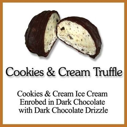 Picture of TRUFFLE- COOKIE & CREAM